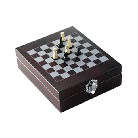 Wine & Chess Set