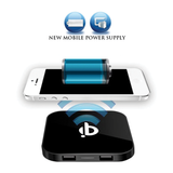 3 in 1 Dual USB Fast Wireless Charger