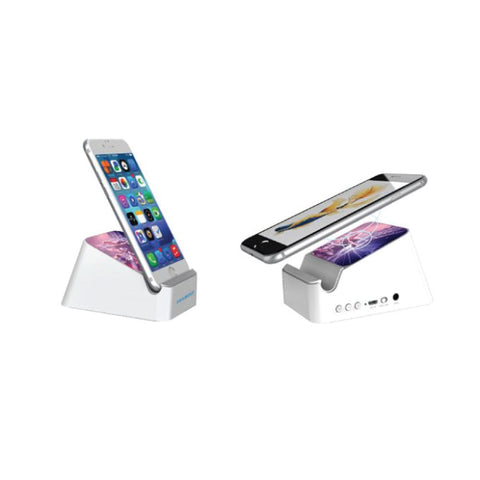 Wireless Charger Speaker Mobile Stand