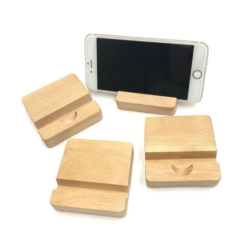 Wooden Phone Holder - YG Corporate Gift