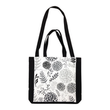 Cotton Canvas Tote Bag with Shoulder Straps