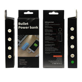 Bullet Powerbank 2000mAh