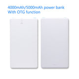 Data Function Powerbank 4000mAh
