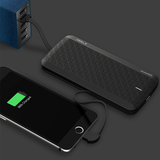 iWALK 12000mah Powerbank with Multi Cables