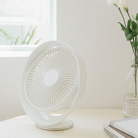 Mini Countertop Charging Fan