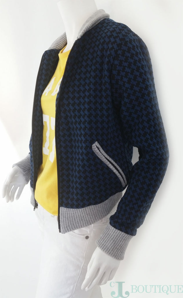 Blue and Black Sweater - CJJBoutique.com