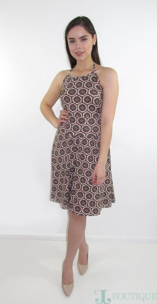 Chocolate & Vanilla Dress - CJJBoutique.com
