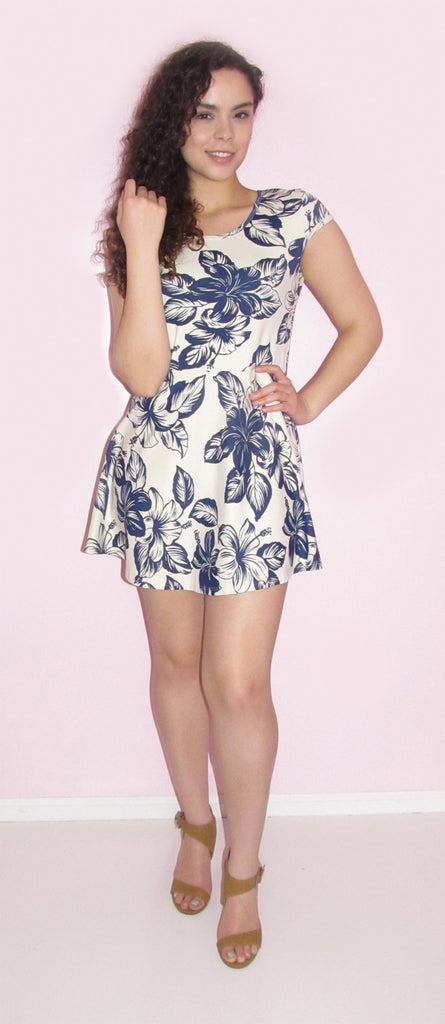 Zunibel Skater Dress - CJJBoutique.com