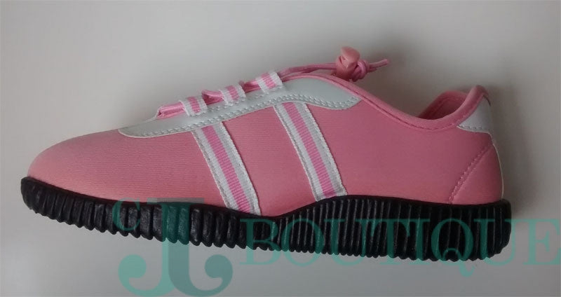 Pink Women Sneakers - CJJBoutique.com