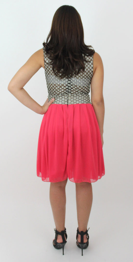 Madison Midi Party Dress