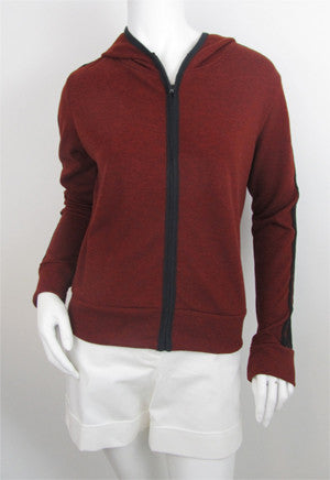 Rosa Sweater With Hoodie - CJJBoutique.com
