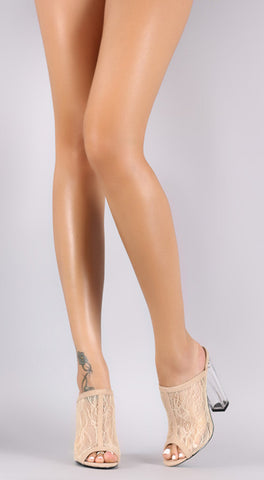 I love Metallic Silver Heels By Wild Diva Lounge