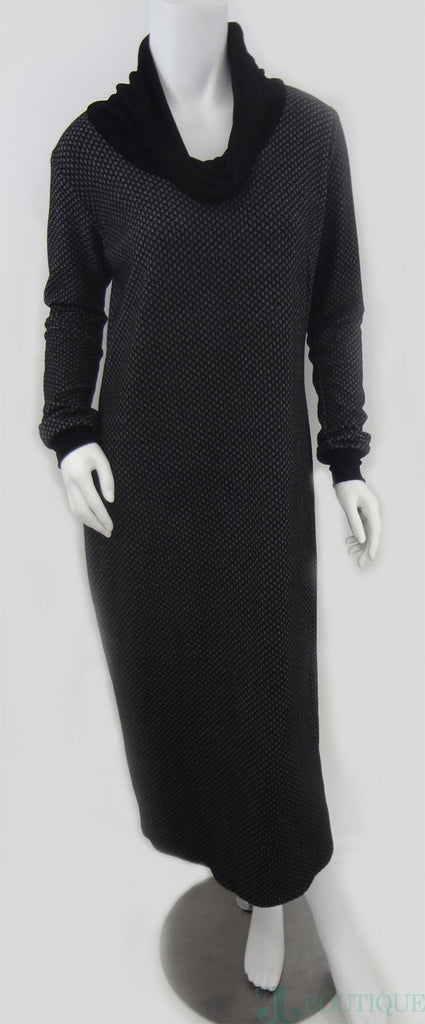Turtleneck Slim dress - CJJBoutique.com