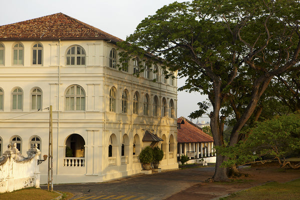 A Colonial Luxury Retreat at AMANGALLA, Galle Fort, Sri Lanka