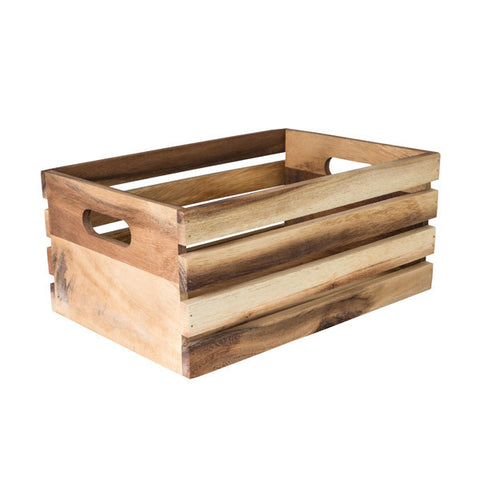 Moda Brooklyn Wooden Crate (340x 230x 150mm)