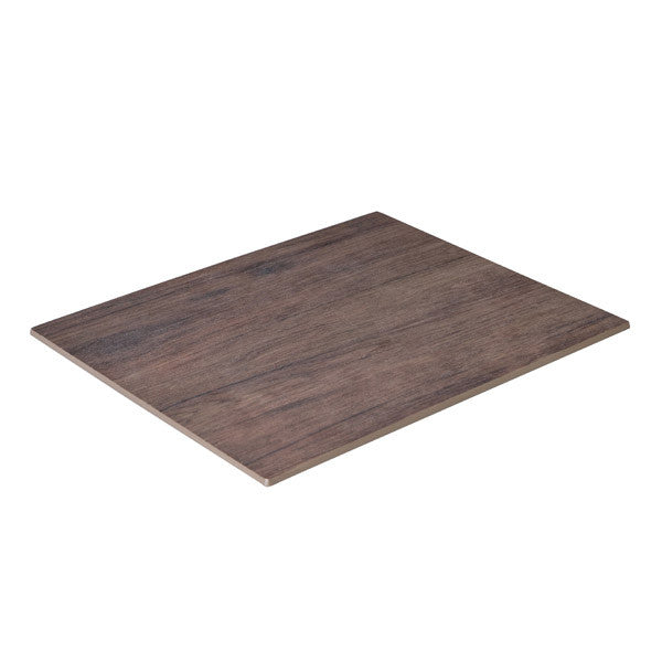 Ryner Melamine Wood Deco Board - Rectangle (325x265mm)