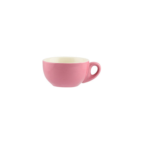 Rockingham Cappuccino Cup - Pink 220ml (set of 6)