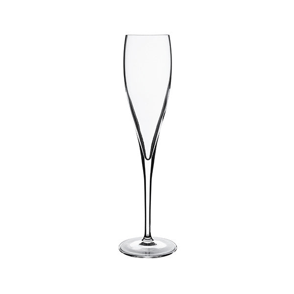 Luigi Bormioli Vinoteque Flute Champagne Glass 175ml (set of 2)