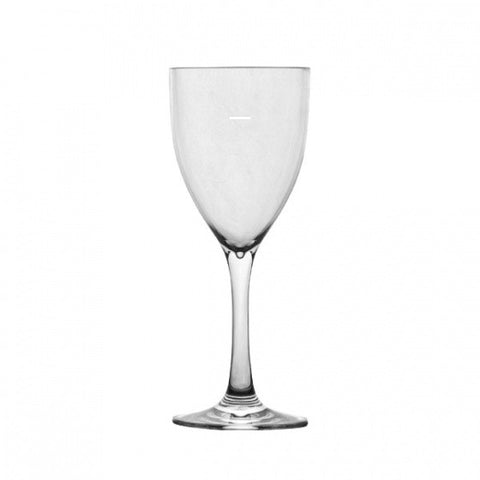 Polycarbonate White Wine Glass