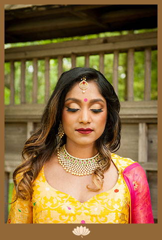 Bride Feature: Apoorva