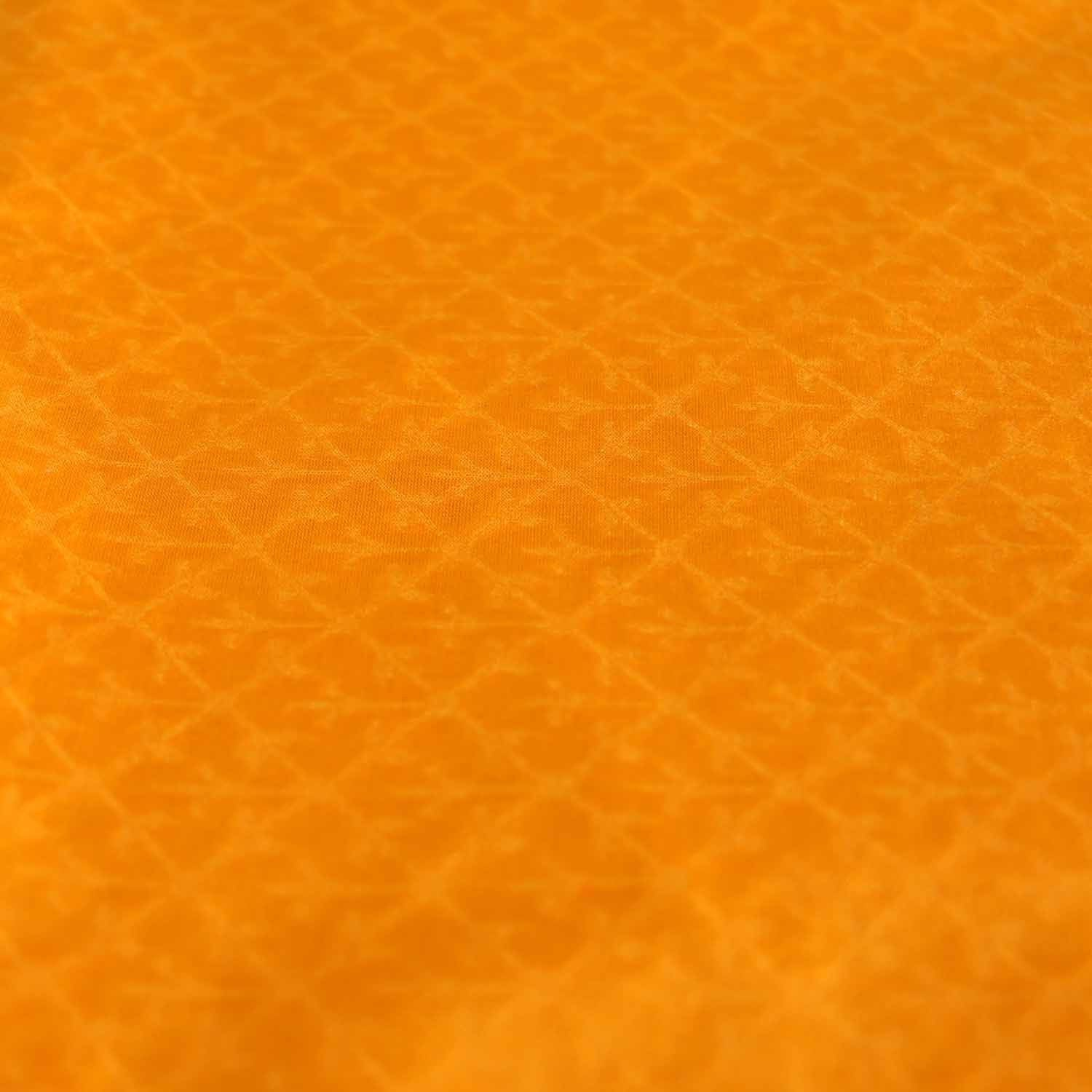 Yellow-Indian Pink Pure Katan Silk Banarasi Handloom Saree - Tilfi - 4