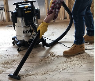 Dewalt Stainless Steel Vacuum Review