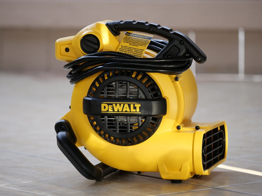 New Product Launch - DEWALT AIR MOVER