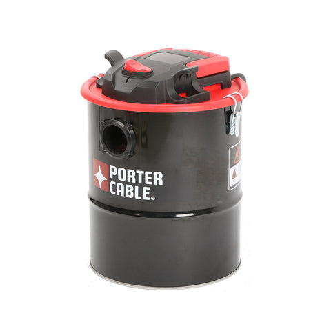 PCX18184    Porter-Cable Wet/Dry  Ash Vacuum, 4 Gallon, 4 Horsepower