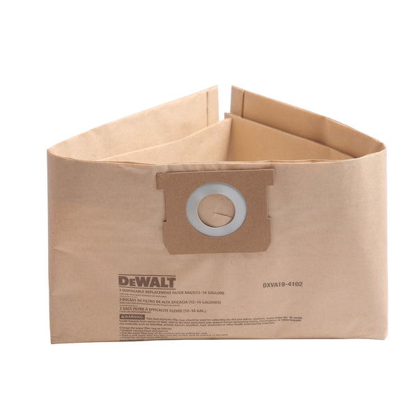 DeWALT Dust Bag 12-16 gallon
