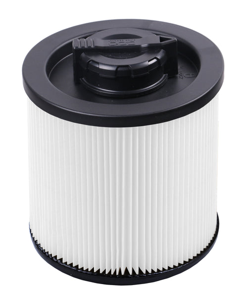 DXVC6910  DeWalt Standard Cartridge Filter for 6-16 Gallon DeWalt Wet/Dry Vacuums