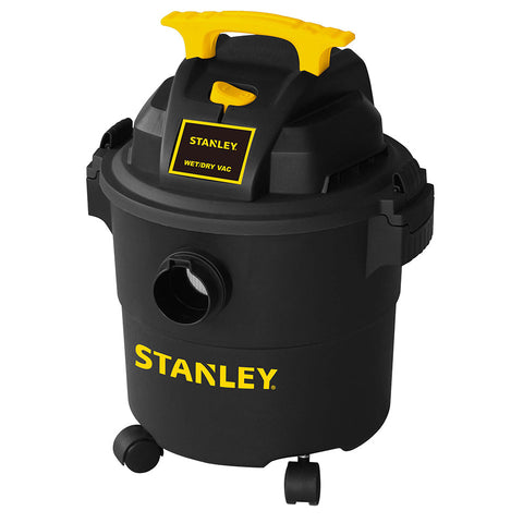 SL18115P- Stanley Wet/Dry Vacuum- 5 gallon, 4.0 Peak HP