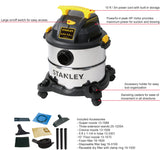 SL18115 - Stanley Wet/Dry Vacuum- 5 gallon, 4.0 Peak HP