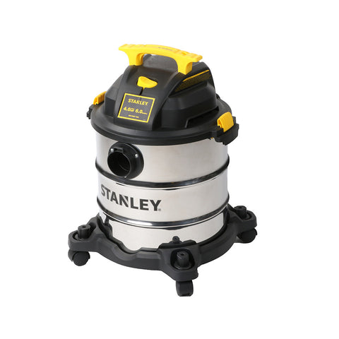 SL18116 - Stanley Wet/Dry Vacuum- 6 gallon, 4.5 Peak HP