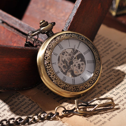 Montre mécanique Antique Luxury
