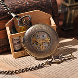 Montre mécanique Shield Full Hunter