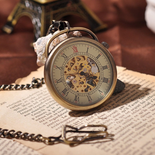 Montre mécanique Luxury Antique