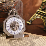 Montre mécanique Antique Exagon