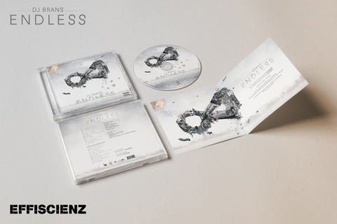 "DJ Brans ""Endless"" (CD)"