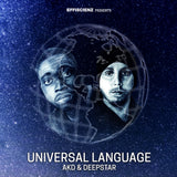 "AKD & Deepstar ""Universal Language"" (CD)"