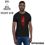 Eto x Mil Beats - Short-Sleeve Unisex T-Shirt