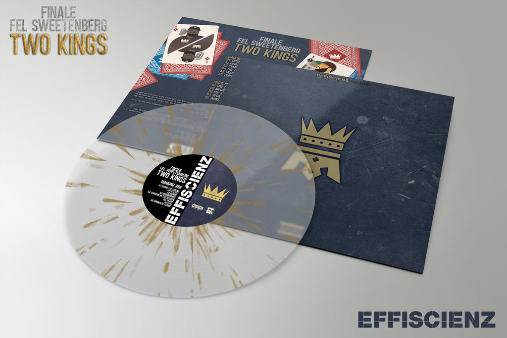 "Fel Sweetenberg & Finale ""Two Kings"" (LP)"