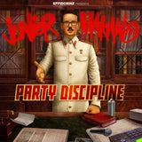 "Junior Makhno ""Party Discipline"" (CD)"