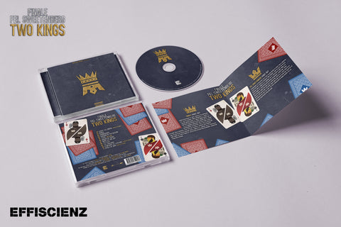 "Fel Sweetenberg & Finale ""Two Kings"" (CD)"
