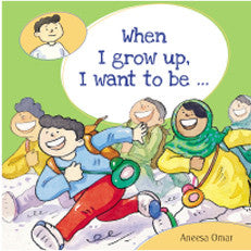Zayd's Curious Little Stories: When I grow up, I want to be ...
