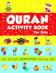 Quran Activity Book For Kids - Mohd Harun Rashid