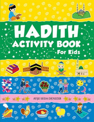 Hadith Activity Book For Kids - Mohd Harun Rashid