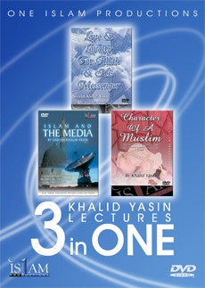 3 in One Khalid Yasin Lectures (Part 1)