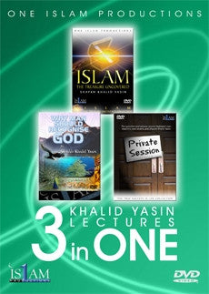 3 in One Khalid Yasin Lectures (Part 3)
