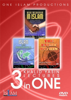 3 in One Khalid Yasin Lectures (Part 2)