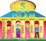 Let's Learn About 5 Pillars of Islam (HB) - Anwar Cara